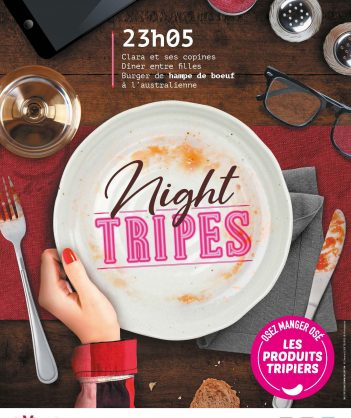 Affiche Night tripes